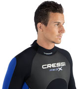 Med X Man 2,5 mm Shorty Wetsuit
