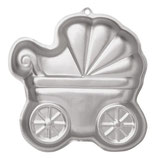 "Wilton Backform ""Kinderwagen"""