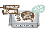 Massa Ticino™ Tropic, Fondant, Chocolate Brown, 250g
