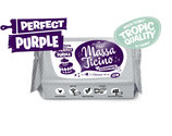 Massa Ticino™ Tropic, Fondant, Perfect Purple, 250g
