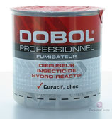 DOBOL fumigène insecticide hydro-réactif.
