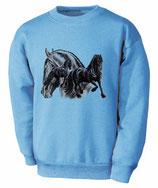 Sweatshirt Bötzelmotiv