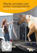 DVD Pferde verladen und sicher transportieren