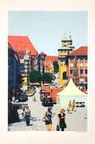 Rainer Michely - Nürnberg Hauptmarkt