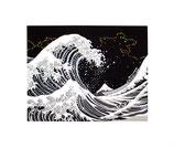Udo Kaller - Die große Welle von Kanagawa
