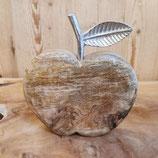 Holzapfel mit Silberstill