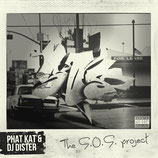 Phat Kat & DJ Dister - The S.O.S. Project (LP)