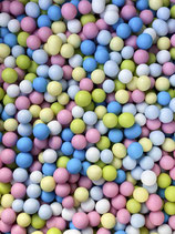 PASTEL CHOCOLATE BALLS 3MM