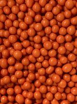 ORANGE CHOCOLATE BALLS 3MM