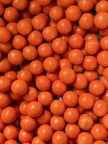 ORANGE CHOCOLATE BALLS 6MM