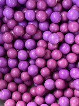 PURPLE CHOCOLATE BALLS 6MM
