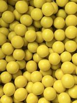 YELLOW CHOCOLATE BALLS 6MM