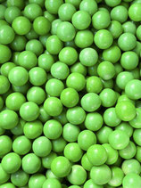 GREEN CHOCOLATE BALLS 6MM