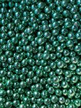 METALLIC GREEN CRUNCH BALLS 3MM