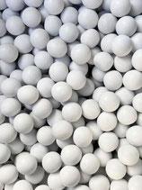 WHITE CHOCOLATE BALLS 6MM