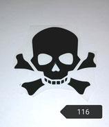 Totenkopf Nr. 116