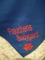 Hundehalstuch Frauchens Bodygard