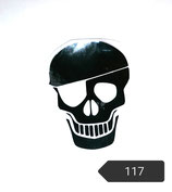 Totenkopf Nr. 117