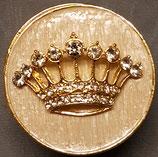 Dose Krone mit Strass