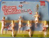 Bikini Girls  Glasmarkierer