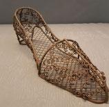 Schuhe Draht