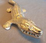 Krokodil  Silber