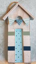 Aufhänger  Haus  Holz