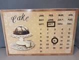 Kalender Metall