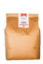 Son de blé pour litière pour chat ou toilettes sèches