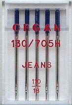 Organ Nähmaschinennadel Jeans 110