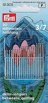 Prym Nähnadel halblang sortiert Nr. 3-7