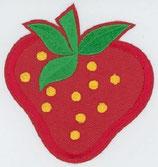 Motiv Erdbeere