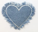 Motiv Jeans Herz