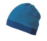 Beanie marine-blau