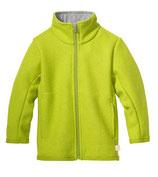 Zipper-Jacke Apfelgrün
