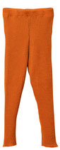 Strickleggings orange