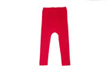 Kinder Leggings rot 71211