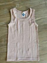 Kinder-Unterhemd 0/Arm rose 91230