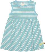 Kleid Streifen lagoon 6043