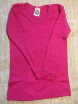 Kinder-Unterhemd langarm pink Nr. 30