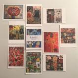 Kunstkarten-Set