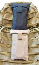 Drag Strap with Molle Pouch