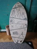 Balanceboard wannaSUP Style