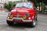 FIAT 500 ROT