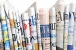 über 120.000 Themenankündigungen der Zeitungen, Zeitschriften, Radio und TV Sender in D,A,Ch für Ihr Buch nutzen