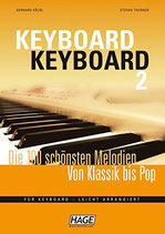 G003 - Keyboard 2 - 10 Midifiles und 10 Registrierungen