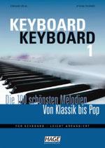 K002 50 Songbucheinträge zum KEYBOARD/KEYBOARD 1