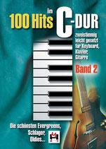 """S015  50 Registrierungen zum Buch """"100 Hits in C-Dur / Band 2"""""""