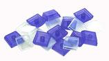 Violette X-keys-Tasten (einzeln)