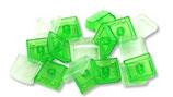 Grüne X-keys-Tasten (einzeln)